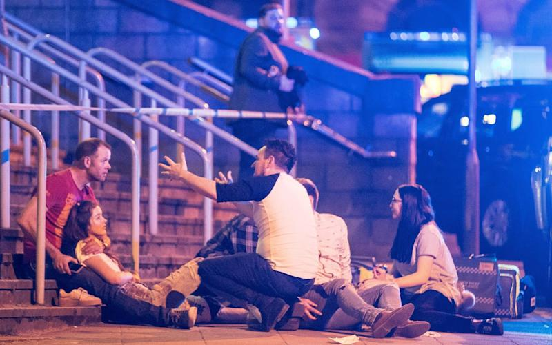 Victims of the Manchester blast - Credit: Joel Goodman/LNP