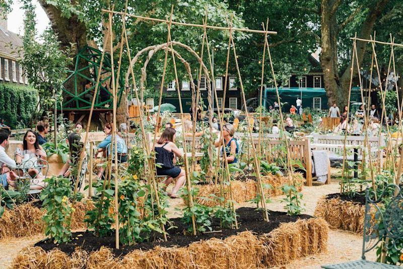 The Beautiful Allotment will take place at the Geffrye Museum (Beautiful Allotment)