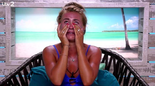 Dani Dyer was distraught over the misleading video she was shown