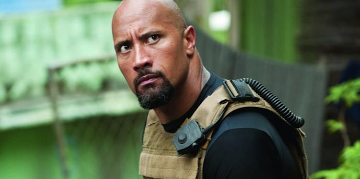 "Dwayne ""The Rock"" Johnson in ""Fast Five"" <p class=""copyright"">Universal Pictures</p>"