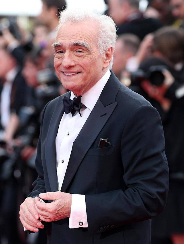 Director Martin Scorsese attends the screening of <em>Everybody Knows</em> (Todos Lo Saben) and the opening gala during the 71st Cannes Film Festival on May 8, 2018, in Cannes, France. (Photo: Gisela Schober/Getty Images)