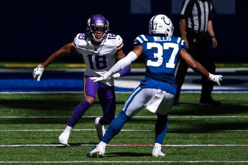 Struggling Vikings Need Rookie WR Jefferson To Develop Fast