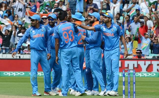 Image result for ICC Champions Trophy: India qualify for semifinals, beat SA by eight wickets