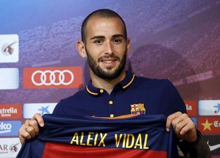 info for ca559 9e9e9 Barca's Turan and Vidal ready for Espanyol Cup clash