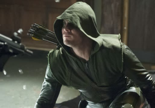 Arrow Boss Talks Dark Archer's 'Epic' Master Plan, Tommy's Twisted Loyalty and a Spilled Truth