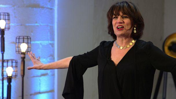 PHOTO: Beth Leavel performing her show-stopping performance, 'The Lady's Improving.' (ABC News)