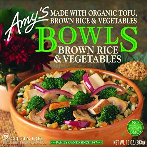 Amy's Bowls, Brown Rice and Vegetable ('Multiple' Murder Victims Found in Calif. Home / 'Multiple' Murder Victims Found in Calif. Home)