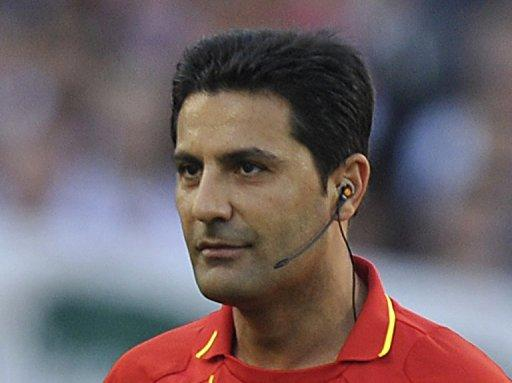 German referee Babak Rafati, pictured in 2011, has broken his silence over his reasons for attempting to commit suicide