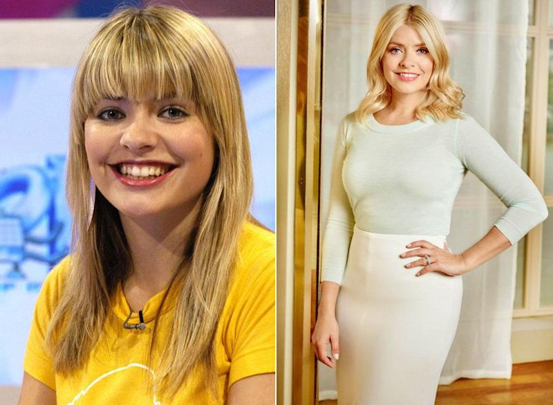 As well as hosting CITV&rsquo;s &lsquo;S Club TV&rsquo; and CBBC&rsquo;s coverage of &lsquo;Fame Academy&rsquo; and &lsquo;Xchange&rsquo;, Holly rose to prominence when she began hosting CITV&rsquo;s Saturday morning show &lsquo;Ministry Of Mayhem&rsquo; in 2004, alongside Stephen Mulhern and Michael Underwood. She also stood in for Cat Deeley on &lsquo;CD:UK&rsquo; on multiple occasions in 2005. <br /><br />After &lsquo;MoM&rsquo; was axed in 2006 (or &lsquo;Holly And Stephen&rsquo;s Saturday Showdown&rsquo; as it had become known by then), Holly hit the big time when she was announced as Phillip Schofield&rsquo;s co-host on &lsquo;Dancing On Ice&rsquo;. <br /><br />She soon landed jobs as the host of many ITV2 spin-off shows, including &lsquo;Grease Lightening&rsquo;, &lsquo;Celebrity Wrestling: Bring It On&rsquo; and &lsquo;The Xtra Factor&rsquo;. Her chemistry with Phillip on &lsquo;Dancing On Ice&rsquo; later meant she was chosen to replace Fern Britton as his co-host on ITV daytime show &lsquo;This Morning&rsquo; in 2009, and still continues to present the show today. <br /><br />As well as hosting the first two series of &lsquo;The Voice UK&rsquo; for the BBC, Holly has also hosted a number of her own primetime shows for ITV, including a revival of &lsquo;Surprise Surprise&rsquo;, &lsquo;Play To The Whistle&rsquo; and &lsquo;Meet The Parents&rsquo;. <br /><br />She is also a team captain on Keith Lemon&rsquo;s ever-popular ITV2 panel show &lsquo;Celebrity Juice&rsquo;.