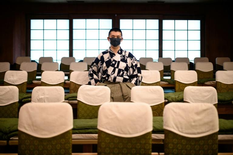 Noh theatre, which is on UNESCO's Intangible Cultural Heritage list, combines dance, music and drama in a minimalist approach that sets it apart from the more elaborate sets, makeup and costumes of Kabuki