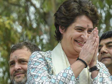 Priyanka Gandhi's maiden speech shows political sagacity as Congress leader attempts to shift focus away from jingoism