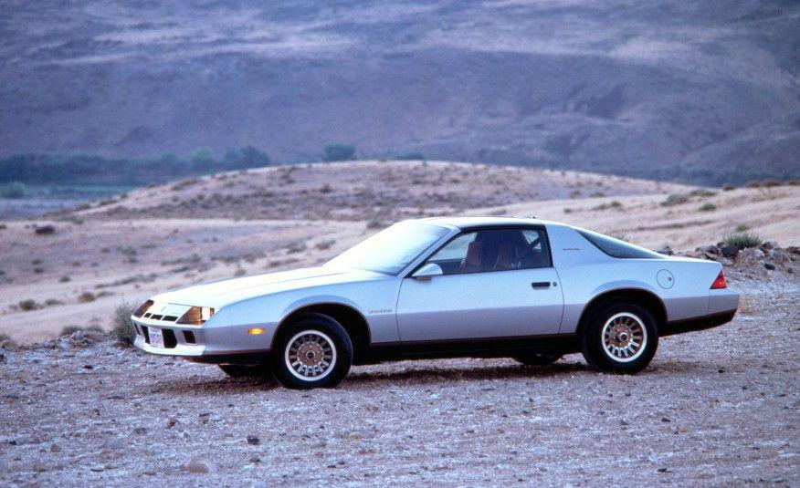 <p>The third-generation Camaro was offered in a now-practically-forgotten Berlinetta model with V-6 or V-8 power and an almost hypnotic digital dashboard. Interest in the Berlinetta shrunk to only about 4500 units in '86, and it wasn't part of the '87 lineup. There's a reason why they're forgotten.</p>