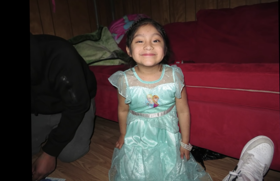 Dulce Maria Alavez vanished from a park in New Jersey in 2019. Source: YouTube/Faith 425