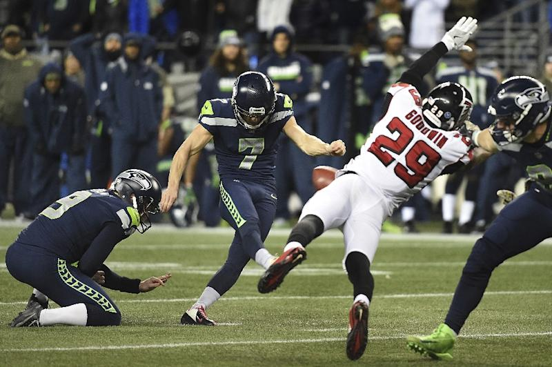 6c2827641a3 Walsh woe as Falcons squeeze home over Seahawks