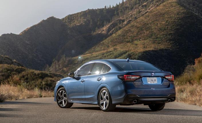 <p>Expect the 2020 Legacy in Subaru showrooms before the end of 2019.</p>