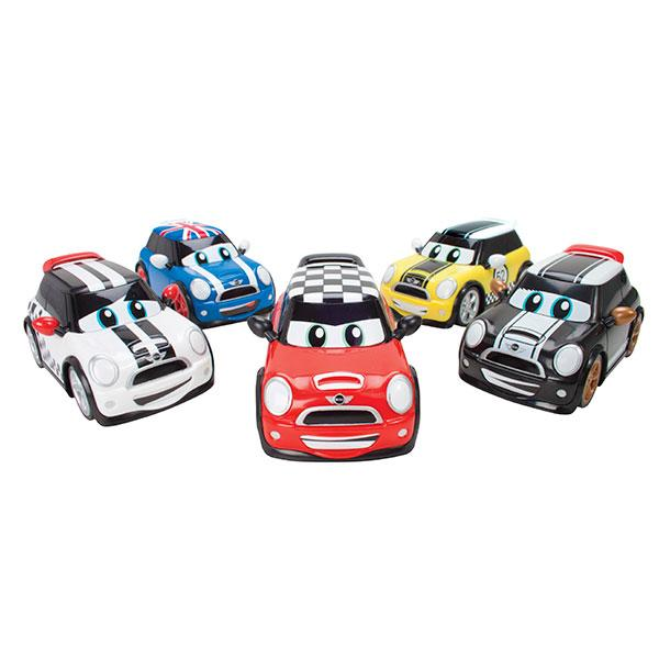 "<b>Go Mini crew-zers assortment </b><br><br>These mini racing cars make a great stocking filler for kids who like fast cars and fun.<br><br><b><a target=""_blank"" href=""http://www.boots.com/en/Go-Mini-Crewzers-Assorted_1272637/"">Boots</a>, £5</b>"