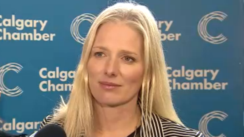 Environment Minister McKenna touts economic benefits of climate action to Calgary business crowd