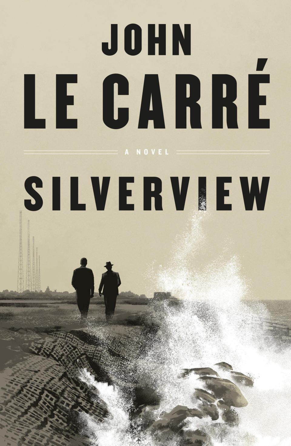 """This cover image released by Viking shows """"Silverview,"""" a novel by John le Carré, releasing Oct. 12. (Viking via AP)"""