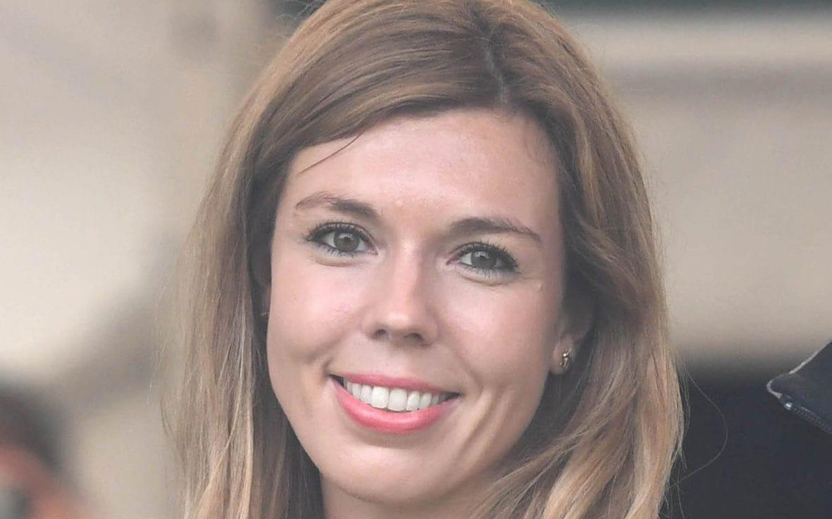 Carrie Symonds, the partner of Prime Minister Boris Johnson, has reportedly had a visa request rejected for the US - PA