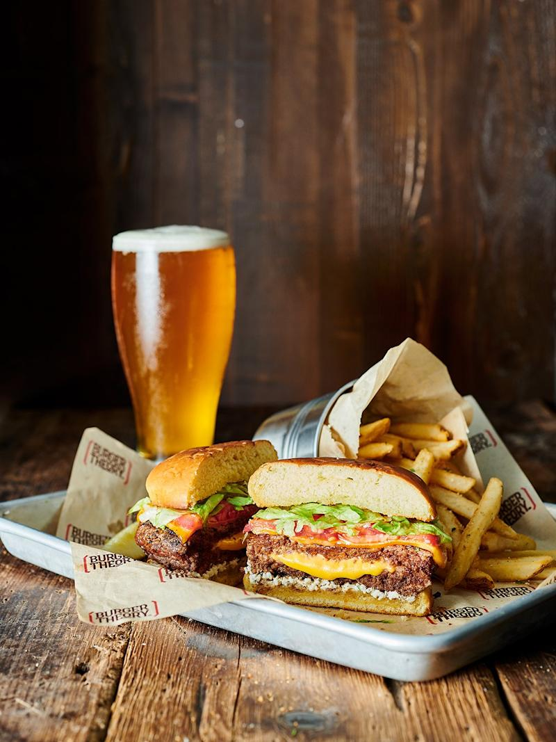 Celebrate National Cheeseburger Day With a Free Classic Cheeseburger from Holiday Inn and Burger Theory