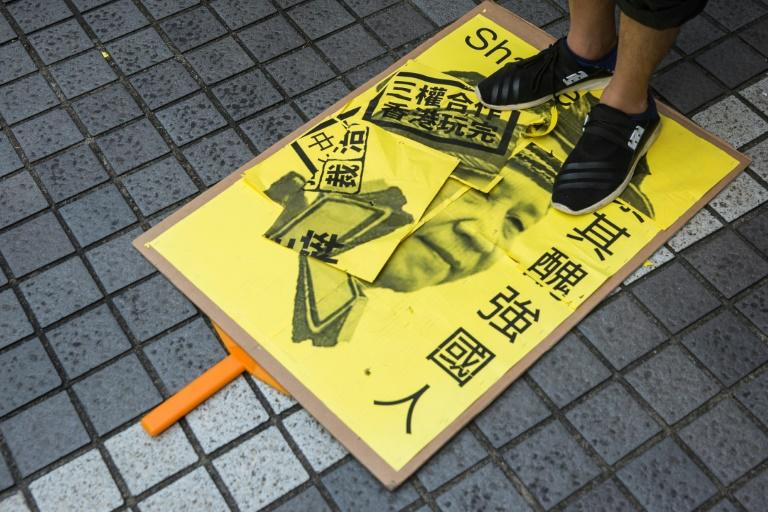 President Xi Jinping last month warned against challenges to China's control of Hong Kong