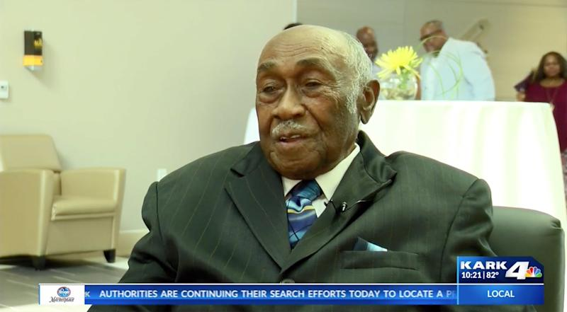 'Hero' 99-Year-Old Tuskegee Airman Honored With Medals and His Own Day in Special Ceremony
