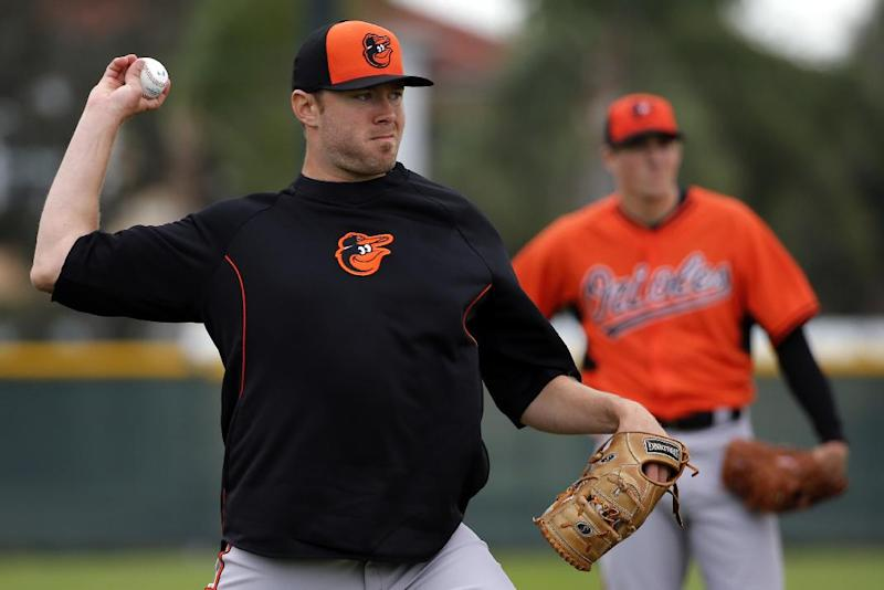 Orioles pitcher Tillman finally fulfilling promise