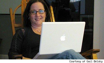 personal brand job search: Gail Belsky