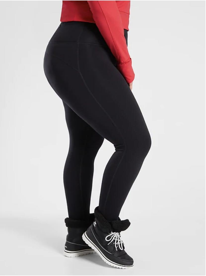 <p>From running around on the weekends to hanging inside the house, <span>Athleta's Altitude Tight</span> ($98) will keep you warm and toasty thanks to their thermal insulation.</p>