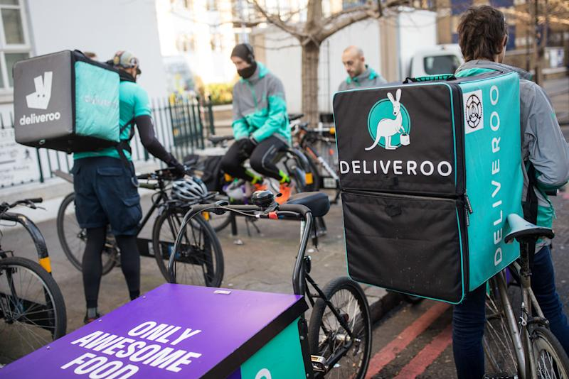 Based Deliveroo pulls out of Germany and lays off 100 employees