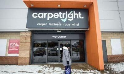Carpetright losses widen as 'negative headlines' hit sales