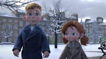 """<p>Based on characters from author Frank McCourt, this film tells the story of a young girl named Angela who is determined to bring her family together for the holidays. </p> <p>Watch <a href=""""https://www.netflix.com/search?q=Angela%E2%80%99s%20Christmas%20Wish&amp;jbv=81151926"""" class=""""link rapid-noclick-resp"""" rel=""""nofollow noopener"""" target=""""_blank"""" data-ylk=""""slk:Angela's Christmas Wish""""><strong>Angela's Christmas Wish</strong></a> on Netflix now.</p>"""
