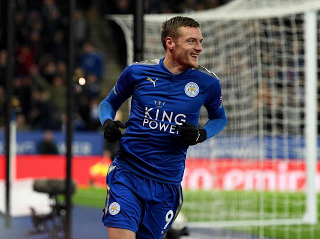 Leicester reach FA Cup quarter-finals after Wednesday fan Jamie Vardy downs Sheffield United