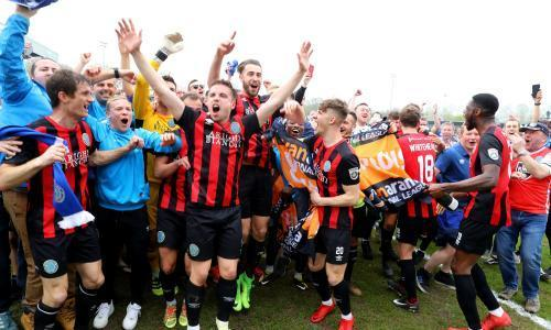 Macclesfield Town promoted back to the Football League