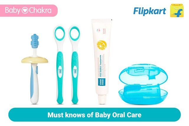 Basics of Oral Care, Because there's a reason why they call it