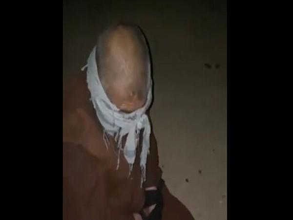 Taliban executes Afghan Police Chief [Screen Garb of purported video]