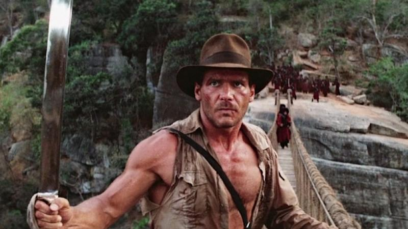 Indiana Jones and the Temple of Doom (Credit: Universal)