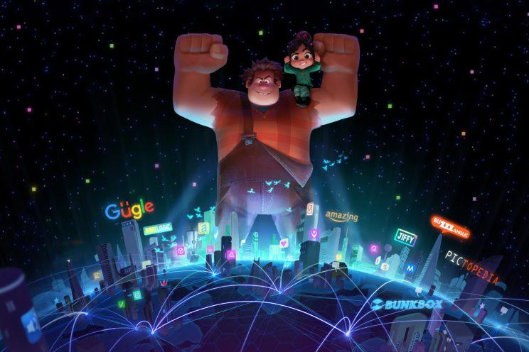 What We Saw At Disney's D23 Expo Animation Presentation