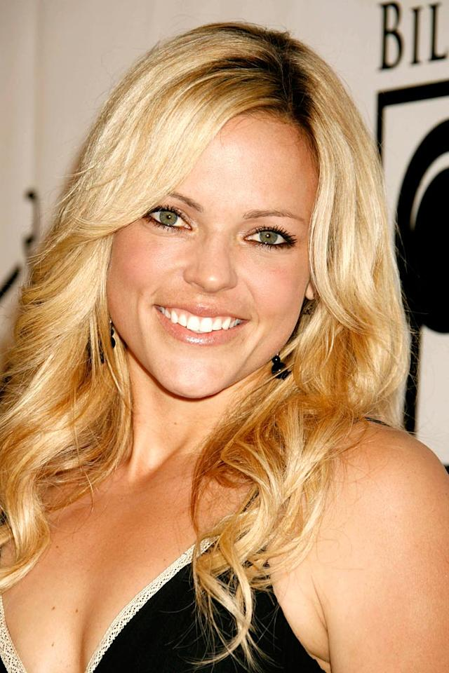 "You can bet Jennie Finch never strikes out with guys. Russell Einhorn/<a href=""http://www.splashnewsonline.com"" target=""new"">Splash News</a> - April 11, 2007"