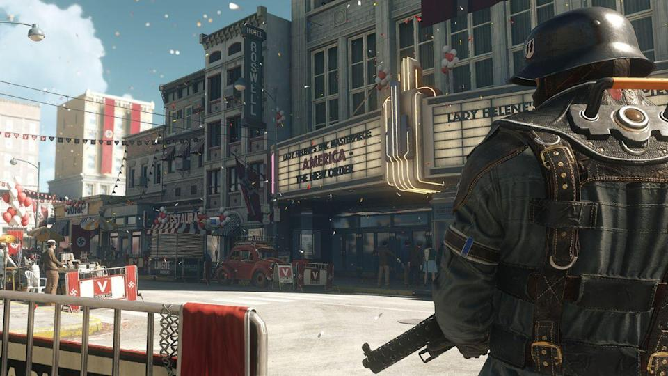 'Wolfenstein II' is an action-packed game with plenty of chills.