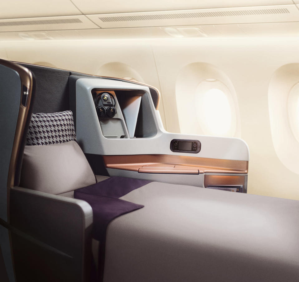 (Photo: Singapore Airlines)