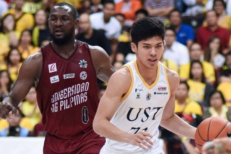 Top stud CJ Cansino leaves UST Growling Tigers