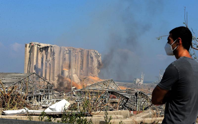 Ministers have pledged 'technical and financial support' for Beirut - AFP