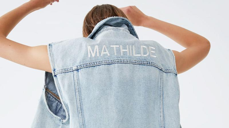 Zara's New Edited Line Lets You Customize Your Clothes With Personalized Embroidery