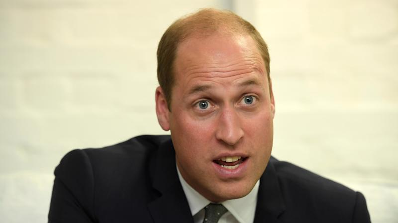 Prince William Jokes He Has 2 Little Problems With The Royal Wedding