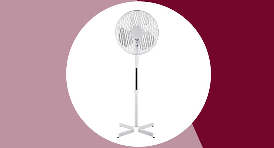 As the UK is braced for a heatwave this week, a fan is high on our shopping list.  (Amazon)