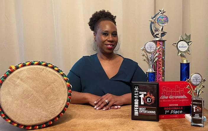 Belinda Brown is the owner and Creative Director of Expressions in Rhythm Studio, a Raleigh performing arts studio specializing in dance and music lessons for children ages 2-18.