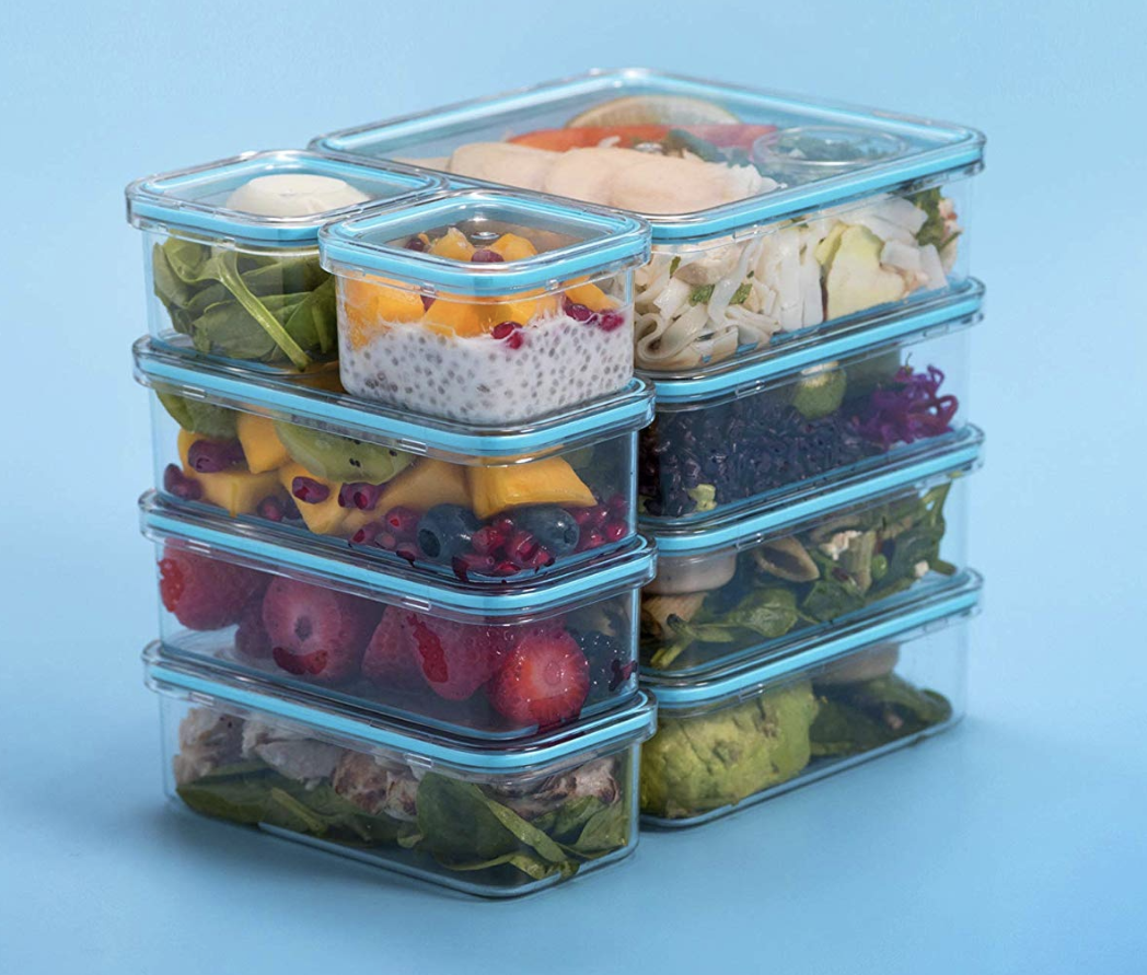 Prepd Pack storage containers