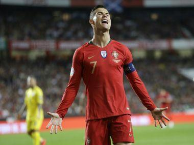 Euro 2020 qualifiers: Cristiano Ronaldo fires blank on international return as stubborn Ukraine hold Portugal