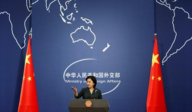 China's foreign ministry says Beijing joined Covax to help ensure the equitable distribution of vaccines. Photo: Reuters